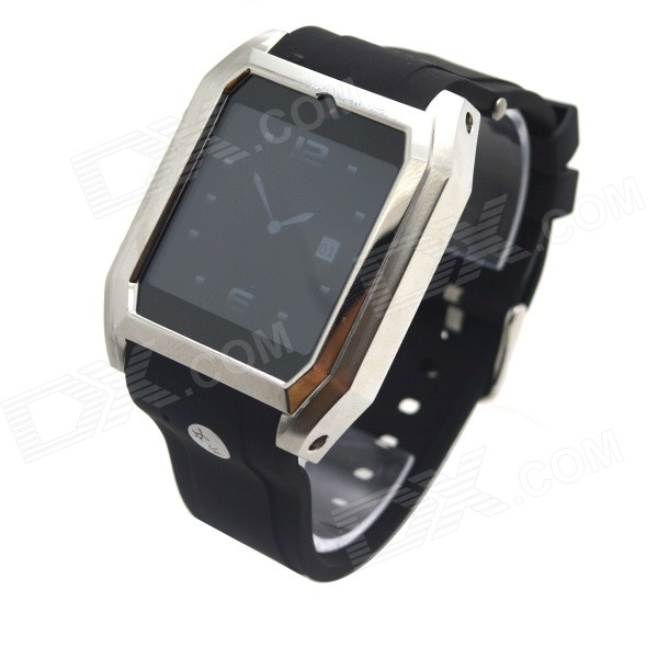 TW206B Bluetooth V3.0 Partner GSM Watch Phone w/ 1.54