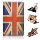 UK National Flag Style 360' Roatry PU Leather Flip Open Case for Samsung Galaxy Tab S 8.4 T700