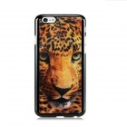 3D Leopard Pattern Plastic Case for 4.7'' IPHONE 6