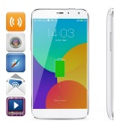 "MEIZU MX4 MT6595 Octa-Core Flyme 4.0 4G Bar Phone w/ 5.36"" IPS, RAM 2GB, ROM16GB - White"