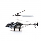 3-CH Handle Sensing Remote Control Aircraft w/ Gyro - Silvery White + Black (5 x AA)