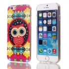 "Shimmering Cute Owl Pattern Protective TPU Back Case for 4.7"" IPHONE 6 - Multi-Color"