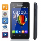 "Lenovo A238T Android 2.3 Quad-Core Bar Phone w/ 4.0"" Capacitive Screen, Wi-Fi, GPS and Dual-SIM"