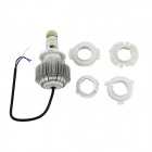 IN-Color Universal H7 15W 1500LM White Light LED Motorcycle Headlamp