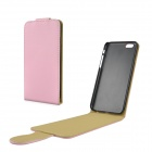 "Angibabe Flip Up & amp; Down-PU-Leder-Hülle für iPhone 6 4.7 ""- Pink"