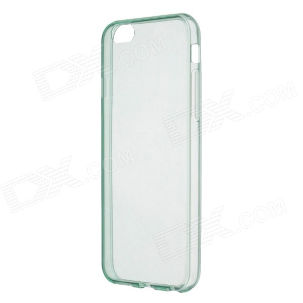 "Ultra Thin TPU Protective Case for 4.7"" IPHONE 6 - Translucent Green"