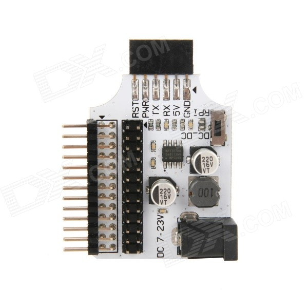Elecfreaks XPAD Moudule for Arduino - Silver + Black good working original used for power supply board led 42v800 le 42tg2000 le 32b90 vp168ug02 gp power board