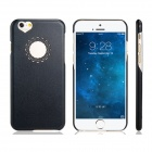 "Protective PC Back Case for 4.7"" IPHONE 6 - Black"