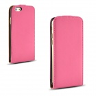 "Angibabe Protective Top Flip Open PU Case for IPHONE 6 4.7"" - Deep Pink"