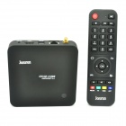 Jesurun Q8 Android 4.4.2 Quad-Core Cortex A17 Google TV Player w/ 2GB RAM, 8GB ROM, Wi-Fi - Black