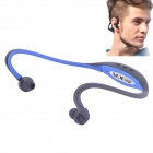 NEJE AK01 Running Water Resistant Armband Case w/ Hands-free Stereo Headset for Samsung S3 / S4 / S5