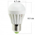 HONSCO E27 2W 180lm 3000K 10-SMD 2835 LED Warm White Light Bulb (AC 220V)