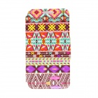 Kinston Colorful Lace Pattern PU Leather Full Body Case with Stand for IPHONE 6 4.7 inch