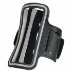 "Outdoor Sport Protective Armband for IPHONE 6 4.7"" - Black + Grey"