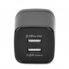 Z02 Smart Quick-charge Double USB AC Adapter (US Plugs)