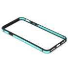 "Ultra-thin Protective ABS Bumper Frame Case for IPHONE 6 4.7"" - Light Blue + Black"