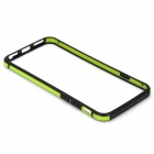 Ultra-thin Protective ABS Bumper Frame Case for IPHONE 6 - Green + Black