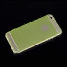 "Angibabe Straight Line Acrylic + TPU Back Case for 4.7"" IPHONE 6 - Green"
