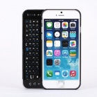 "Wireless Bluetooth Keyboard w/ Slide-out Back Case for 4.7"" IPHONE 6 - Black"