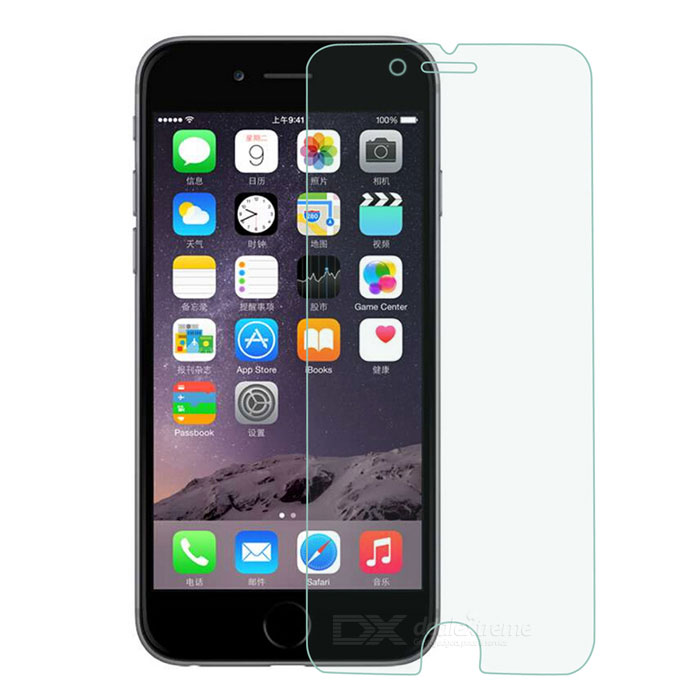 все цены на  DULISIMAI Protective PET Clear Screen Guards Protectors for 4.7