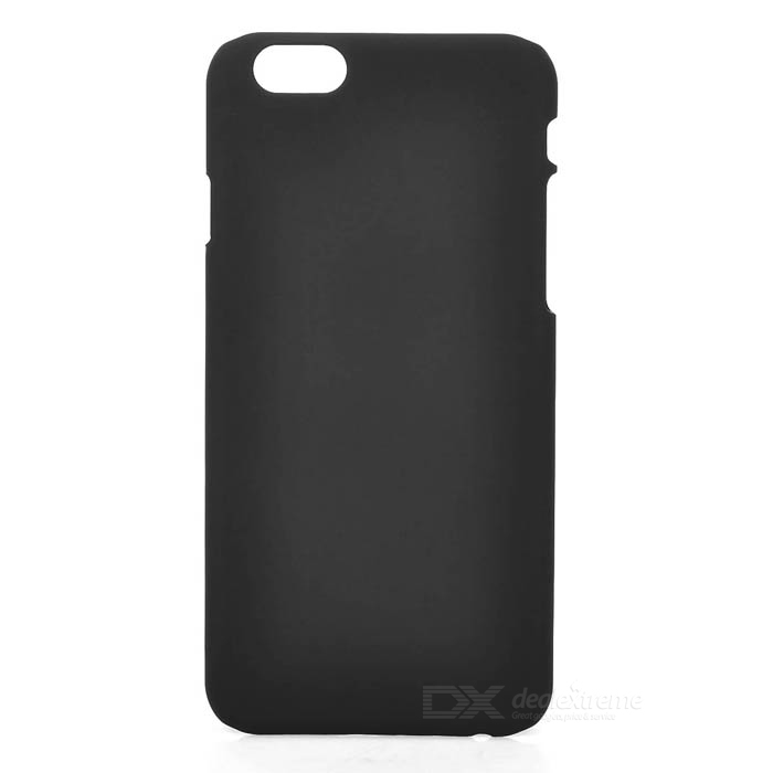 Protective PC Hard Back Case Cover for IPHONE 6 - Black