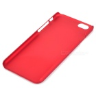 Protective PC Hard Back Case Cover for IPHONE 6 - Red