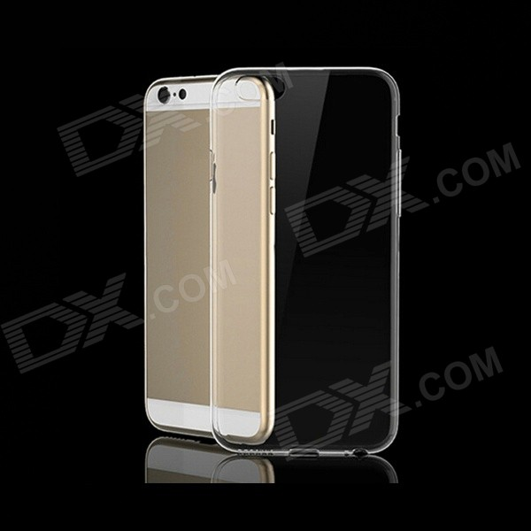 Ultrathin PC Back Cover Case for IPHONE 6/6s Plus - Transparent