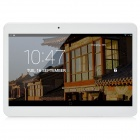 "D101-HD 10.1 ""Android 4.4 Quad-Core Dual 3G Tablet PC ж / 2GB RAM, 16GB ROM - White"