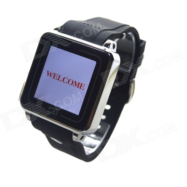 TW208B Bluetooth V3.0 Partner GSM Watch Phone w/ 1.54
