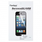 Pandaoo Protective PET Screen Protectors for IPHONE 6 Plus 5.5'' - Transparent (5 PCS)