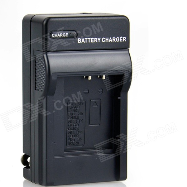 DSTE DC16 Battery Charger Charing Dock Station for Olympus LI-50B ismartdigi replacement li 50b 3 7v 920mah battery for olympus mju tough tg 160 more
