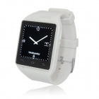 "S18 GSM Watch Phone m / 1,5 ""skjerm, Quad Band, Bluetooth og FM - Hvit"