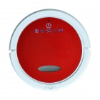 Cleanmate QQ6 25W Robotic Home Smart Sweeping Mopping Vacuum Cleaner - Red + White (110~220V)
