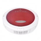 Cleanmate QQ6 25W robotique Smart Home Mopping balayage Aspirateur - Rouge + blanc (110 ~ 220V)