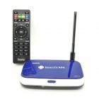 Jesurun CS918II Android 4.4.2 Quad-Core H.265 Google TV Player Mini PC w/ 2GB RAM, 8GB ROM, US Plug