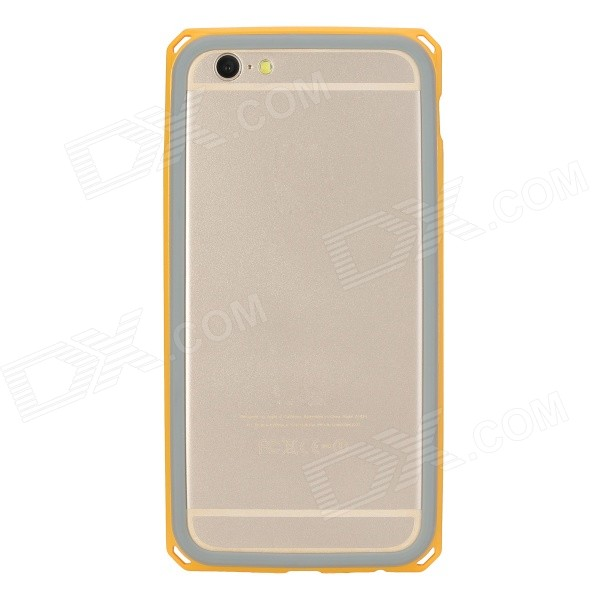цены ROCK Protective TPU + PC Bumper Frame Case for IPHONE 6 4.7