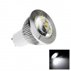 GU10 7W 280lm Cool White 30 x 2835 SMD LED Corn Light (AC 220~240V)