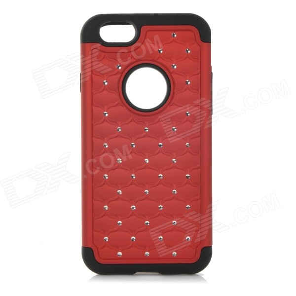 2-in-1 Protective Silicone + Plastic Case for IPHONE 6 4.7