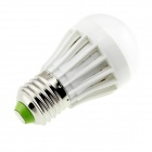 HONSCO E27 2W 180lm 10-SMD 2835 LED Cold White Light Bulb (AC 220V)