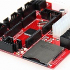 Geeetech Motherboard V1.2 ATmega644p Controller Module - Red