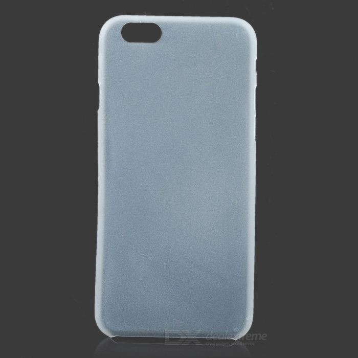 Ultrathin Matte Plastic Case for IPHONE 6 - Translucent White