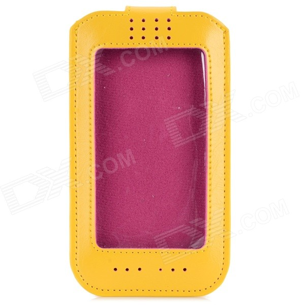 Protective Touch Screen PU Case for IPHONE 6 4.7