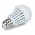 E27 12W 840lm 6500K COB LED White Light Lamp - White (85~265V)
