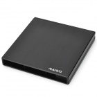 MAIWO K520 Slim Portable USB 2.0 DVD RW External Optical Drive - Black