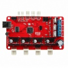 Geeetech Azteeg ATmega 644P 3D Printer Board w/ FT232RL FTDI USB Chip - Red