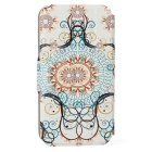 "Kinston Patterned PU Leather + Plastic Protective Case Cover for IPhone 6 4.7"" - Multi-colored"