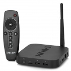 MINIX NEO X6 Quad-Core Android 4.4.2 Google TV Player w / 1 GB RAM, 8 GB ROM, XBMC, H.265, UK-Stecker