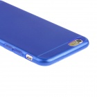 "Hat-Prince 0.3 mm Ultra-thin Protective TPU Soft Back Case for 4.7"" IPHONE 6 - Dark Blue"