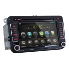 "Joyous J-8813A 7"" Android 4.2.2 Dual-Core Car DVD Player for VW Golf / Polo / Jetta / Tiguan - Black"
