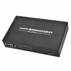 LKV374 HDMI Network Extender / Receiver - Black + White